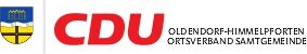 CDU OLDENDORF-HIMMELPFORTEN Logo